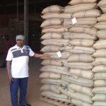 BUZIRAGUHINDWA sacchi di caffè