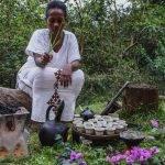 ETIOPIA Torea Village - cerimonia del caffè