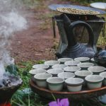 ETIOPIA Torea Village - rituale etiope del caffè