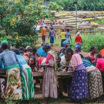 ETIOPIA Torea Village - selezione dei chicchi