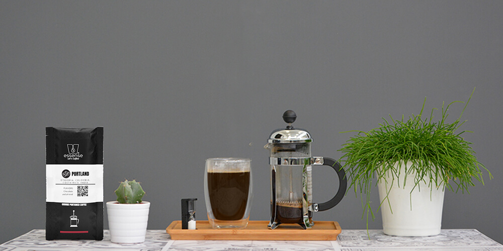 indice tutorial brewing french press