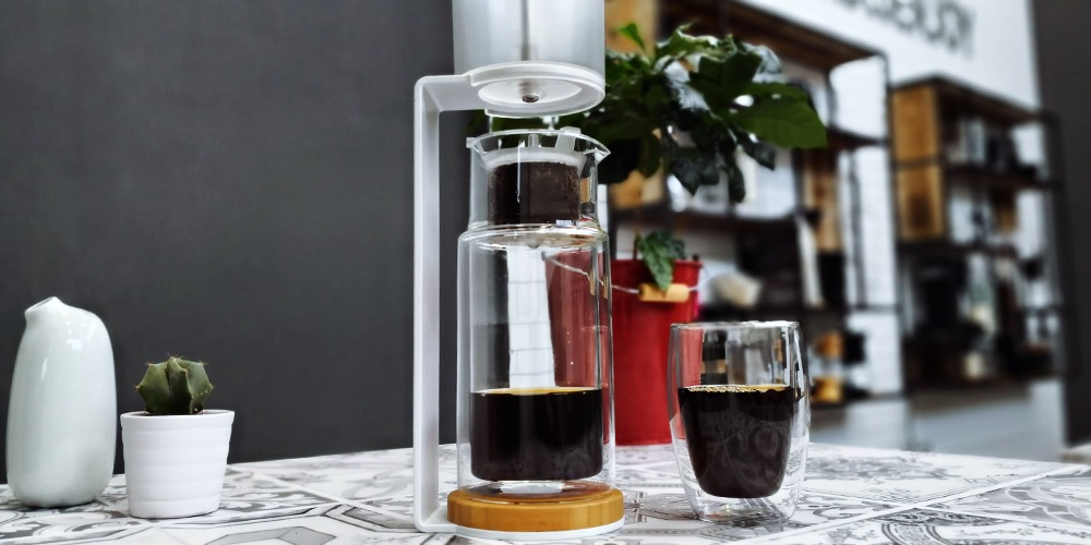 BRRREWER The smart way to brew your coffee