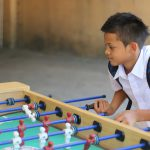 COSTA RICA San Antonio - programma sociale