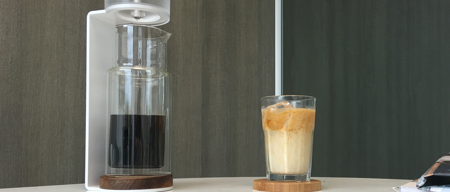 COLD BREW CON LATTE
