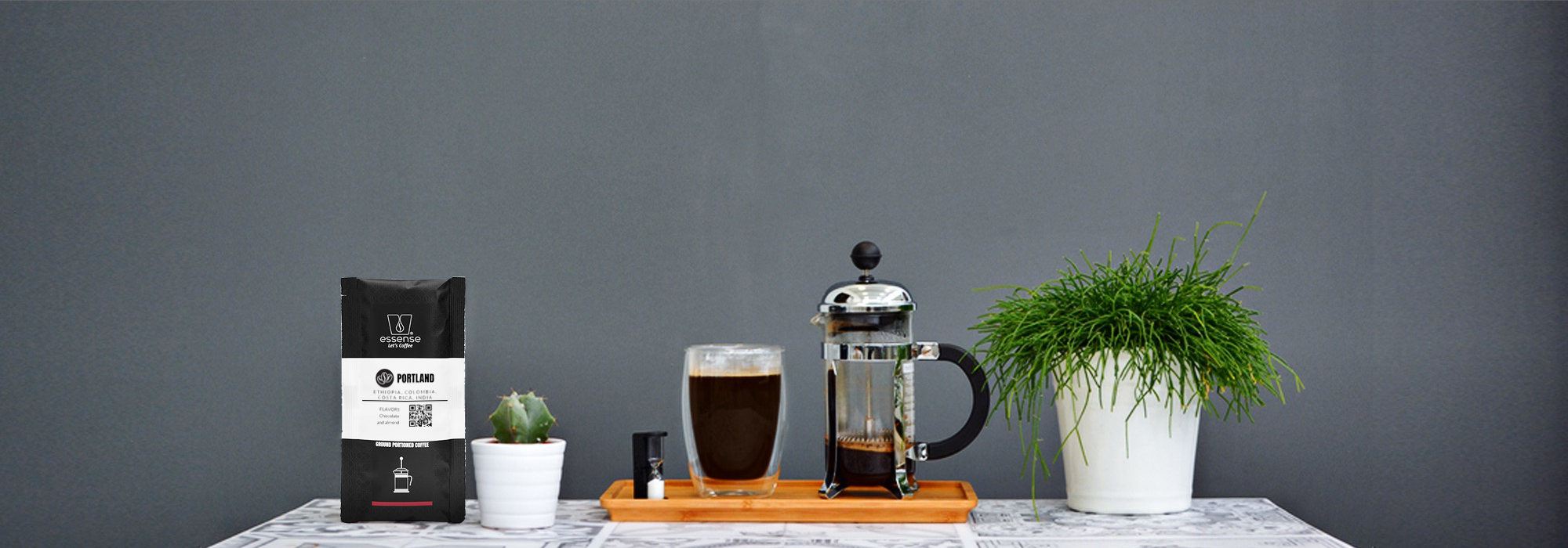 tutorial coffee brewing french press