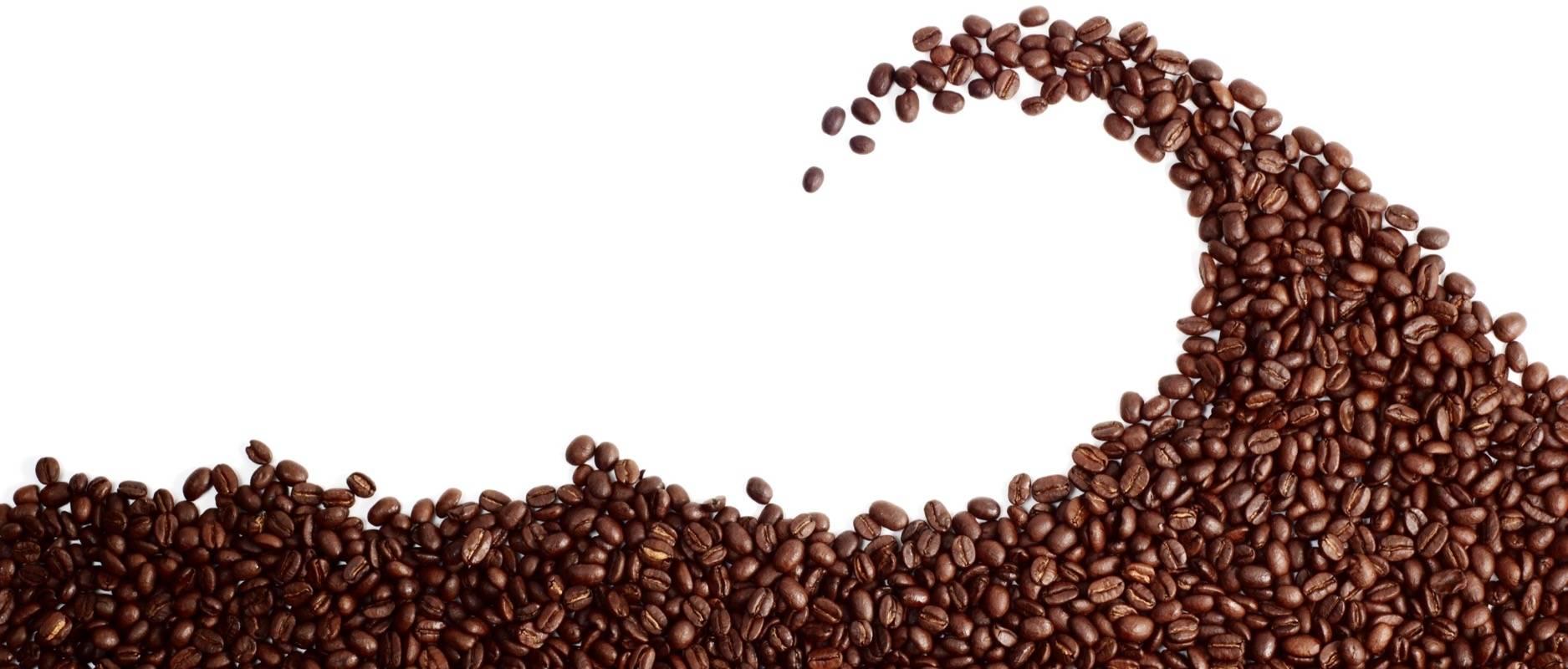 Waves of coffee