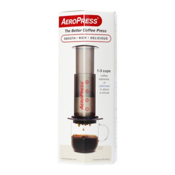 AeroPress packaging