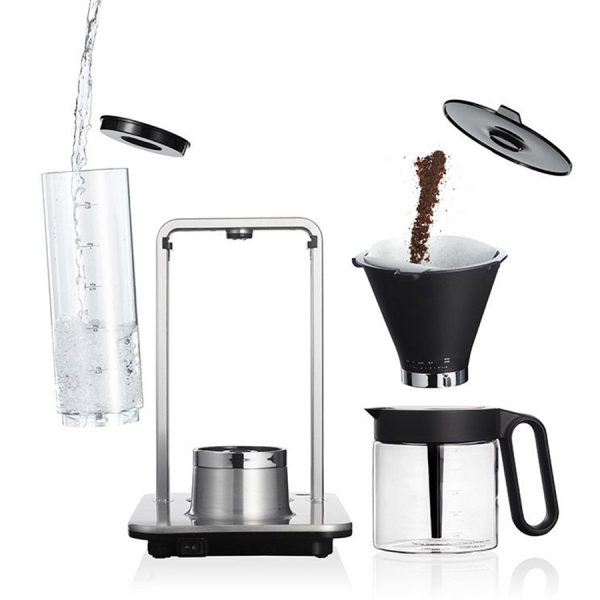 Wilfa precision coffee maker explained
