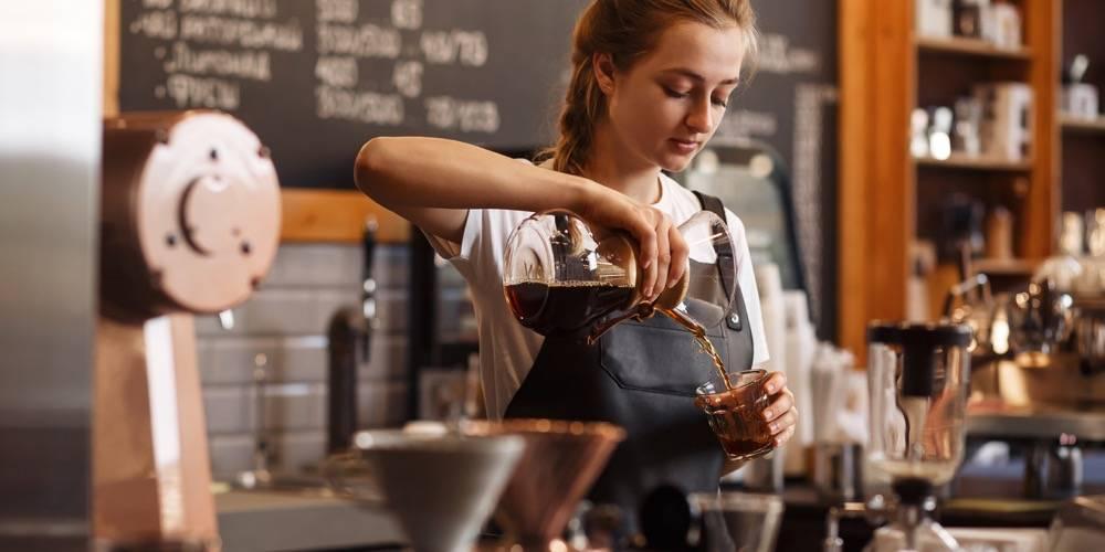 Brewing caffè