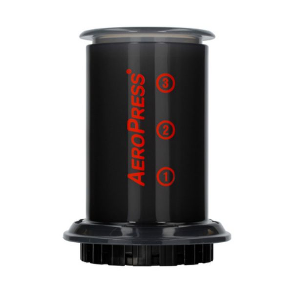 AeroPress go for outdoors