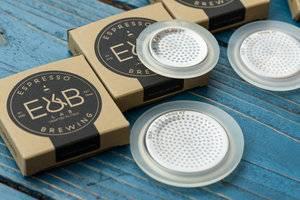 EB Lab Moka filters