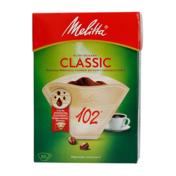 Melitta filters for coffee