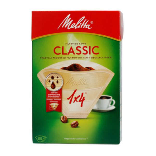 Melitta 104 filters for coffee