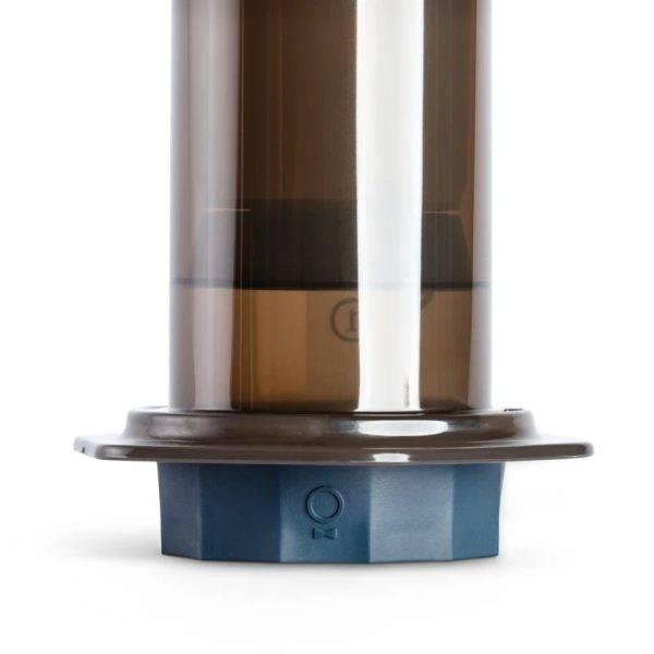 Prismo Attachment for coffee with AeroPress