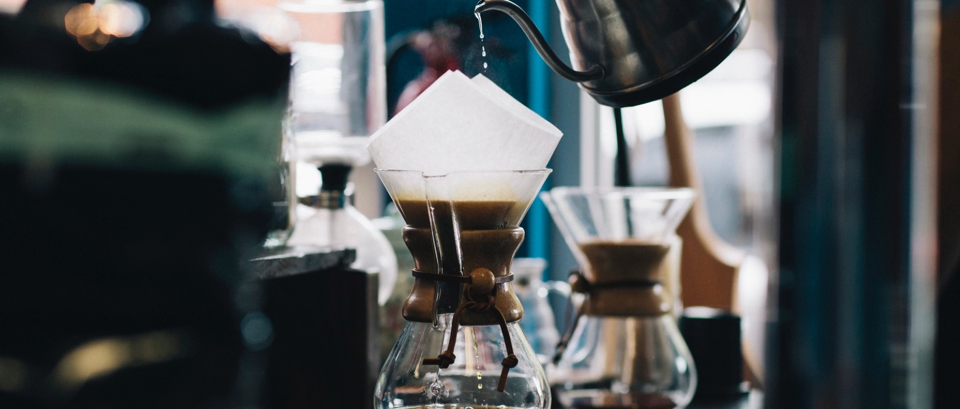 Specialty coffee for your restaurant