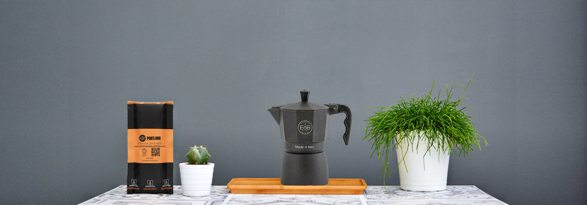 Brewing guide Moka