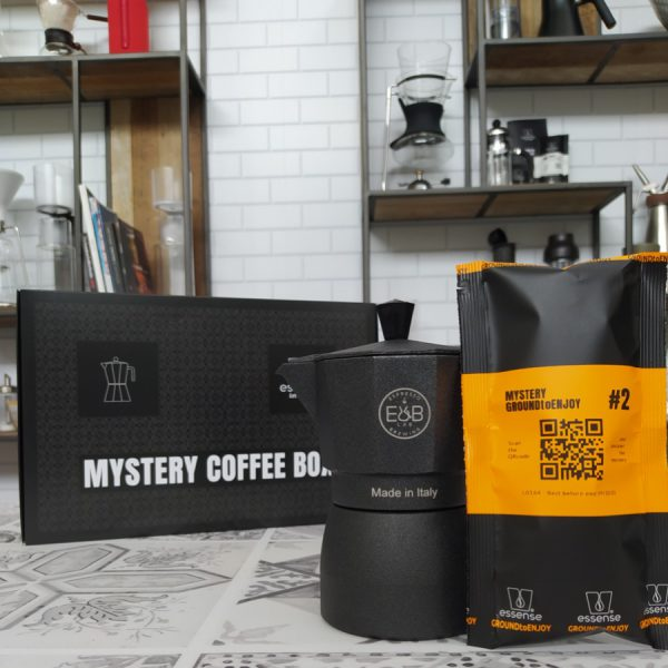 Moka Mystery Coffee Box