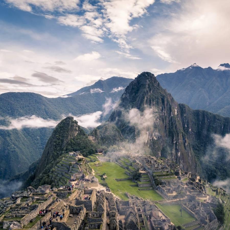 Peru from afar