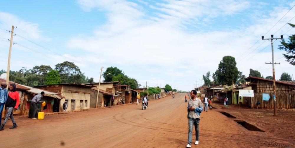 Ethiopia Damo Station